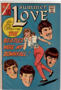 beatlescomic1965